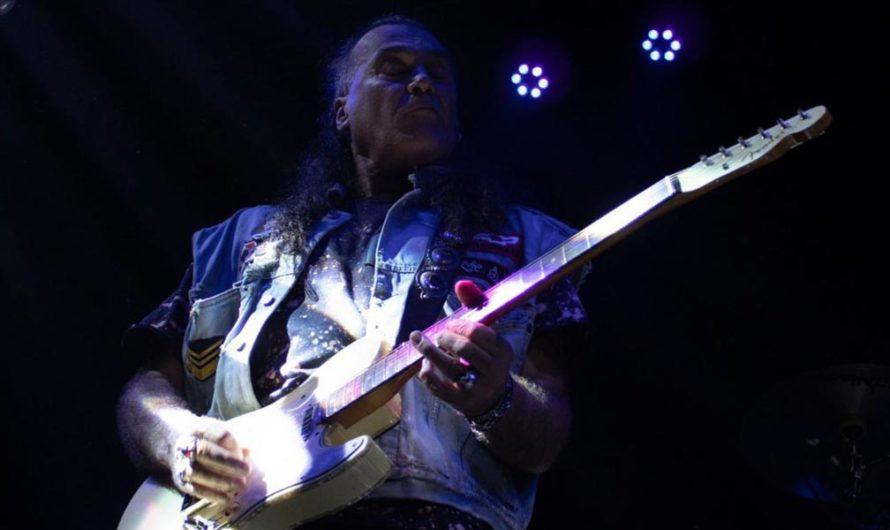 Dramática pedida de auxilio del ex guitarrista de Patricia Sosa: «Me estoy muriendo»