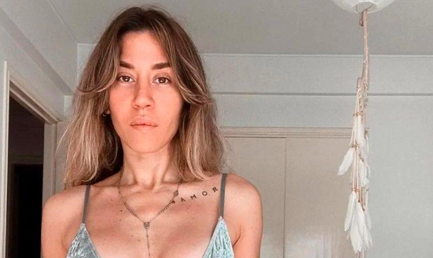 El accidente de Jimena Barón en cuarentena