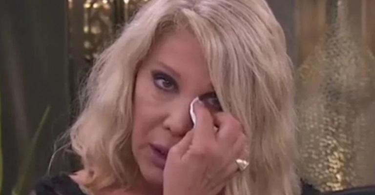 VIDEO: Reina Reech lloró en el programa de Mirtha al recordar el abuso que sufrió cuando tenía 13 años: «él me acosó»