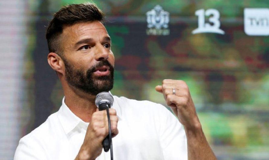 """[CONTUNDENTE] Ricky Martin: """"Soy un hombre latino y homosexual viviendo en los Estados Unidos, soy una amenaza"""""""