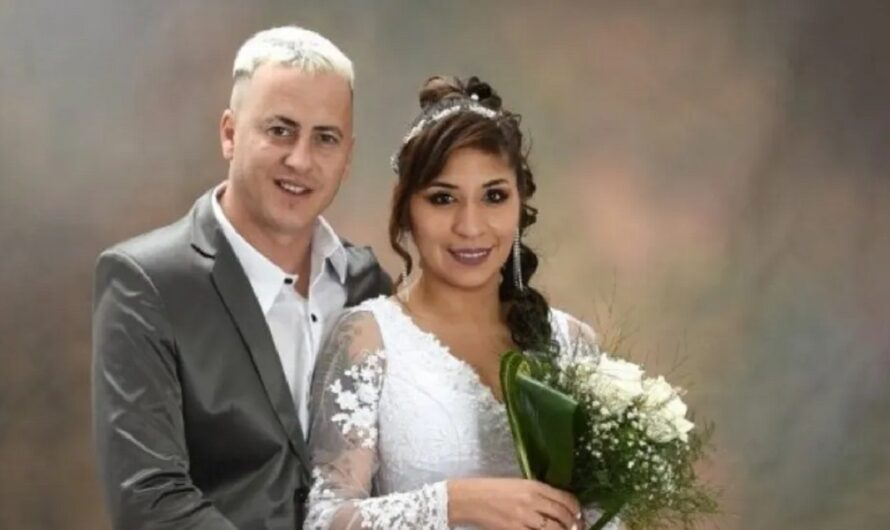 Rocío Quiroz y Eduardo Etchepare dieron el sí: las fotos del casamiento secreto de la cantante