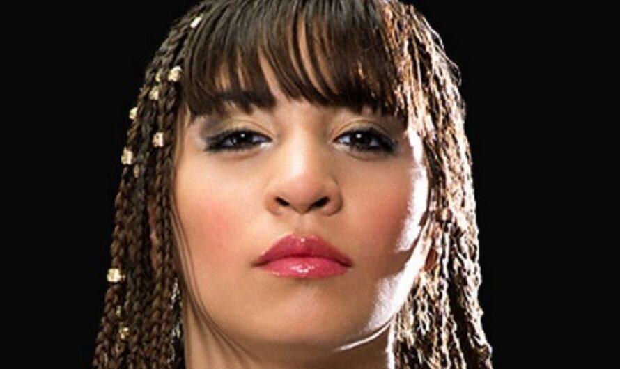 La cantante de cumbia, Rocío Quiroz sufrió un accidente de tránsito junto a su pareja