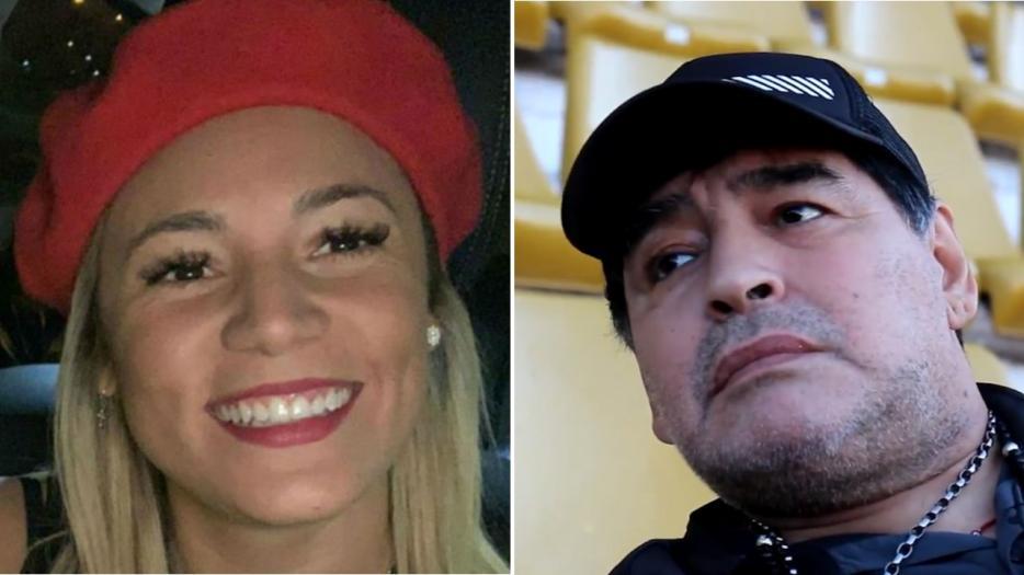 Rocío Oliva confesó estar enamorada y contó cómo es su relación actual con Diego Maradona