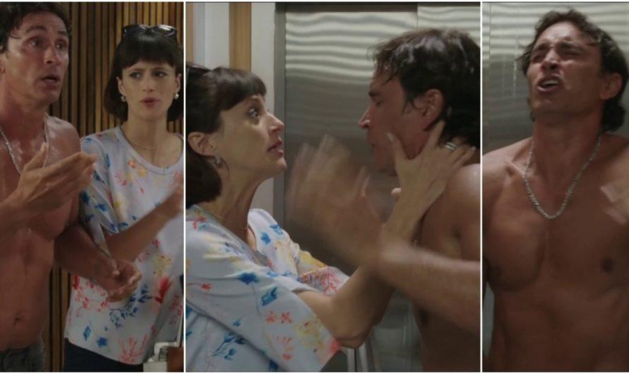 La graciosísima escena de Mónica Antonópulos y Sebastián Estevanez en «Separadas» [VIDEO]