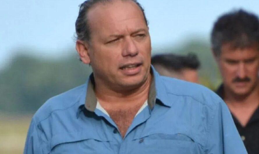 "Berni se refirió al abogado de la familia de Facundo Astudillo Castro: ""Hizo un gran show"""