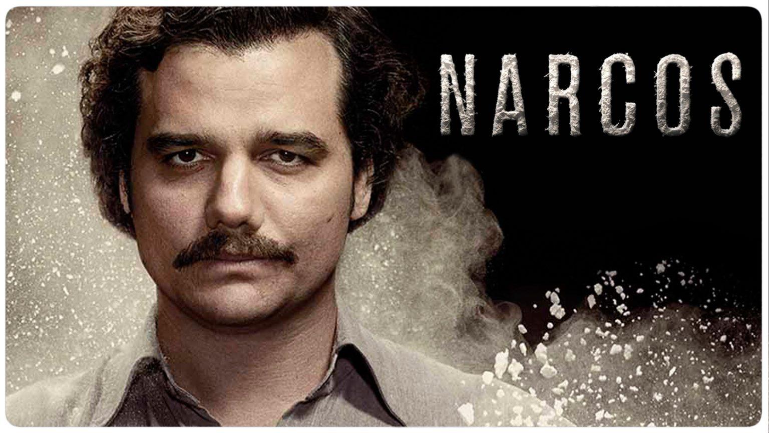 "La serie ""Narcos"" se verá por A&E"