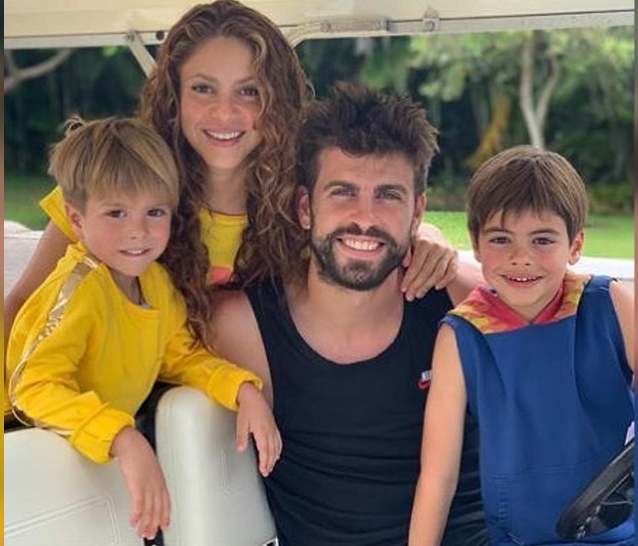 Shakira confiesa por qué no quiere casarse con Piqué