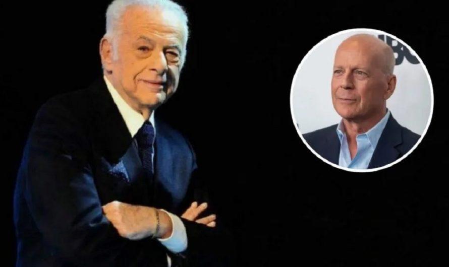 Insólito e inesperado: Gerardo Sofovich apareció en una película de Bruce Willis [VIDEO]