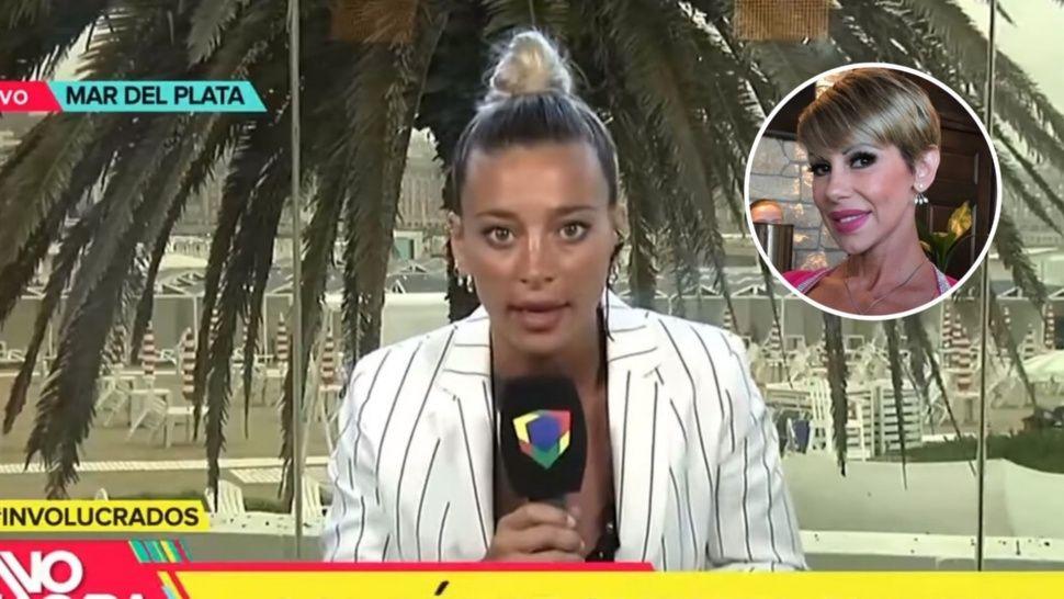 """Sol Pérez sacadísima con Farro: """"No cobro el sueldo gracias a todas las que ella chu…"""""""