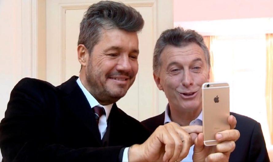 Tinelli enfureció y fulminó a Macri: «Te escuchaban los teléfonos, te leían los mails, te apretaban»