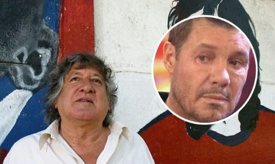 El dolor de Tinelli tras el crimen del «Trinche» Carlovich: «Mataron a una gloria»