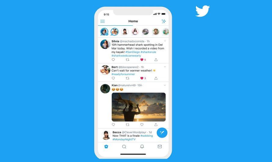 ACTUALIZACIÓN: finalmente Twitter incorpora las historias a su red social