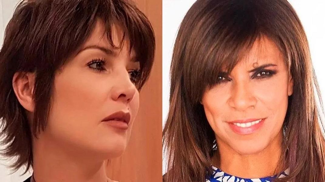 "Anamá Ferreira tuvo un duro cruce con Úrsula Vargues e intervino de Brito: ""Esa expresión es racista"""