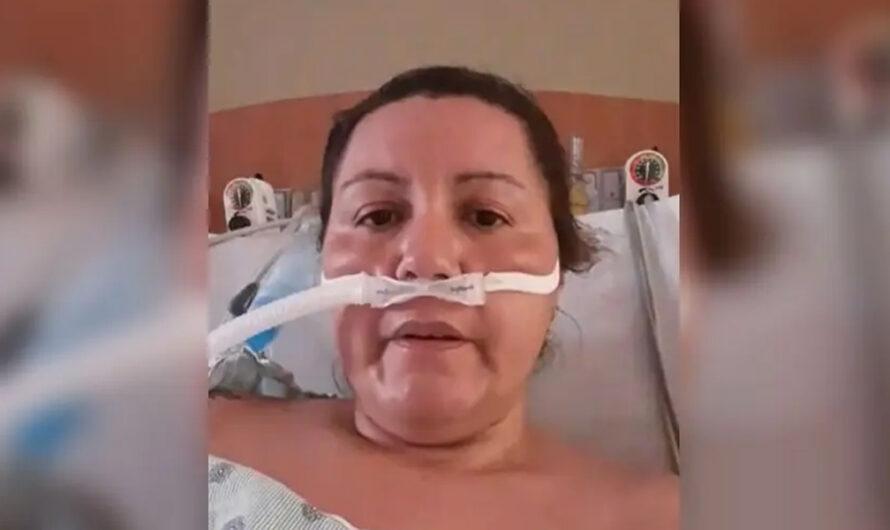 """El desgarrador testimonio de una madre de 3 niños antes de morir: """"Ponete la mascarilla, no salgas si no es necesario»"""
