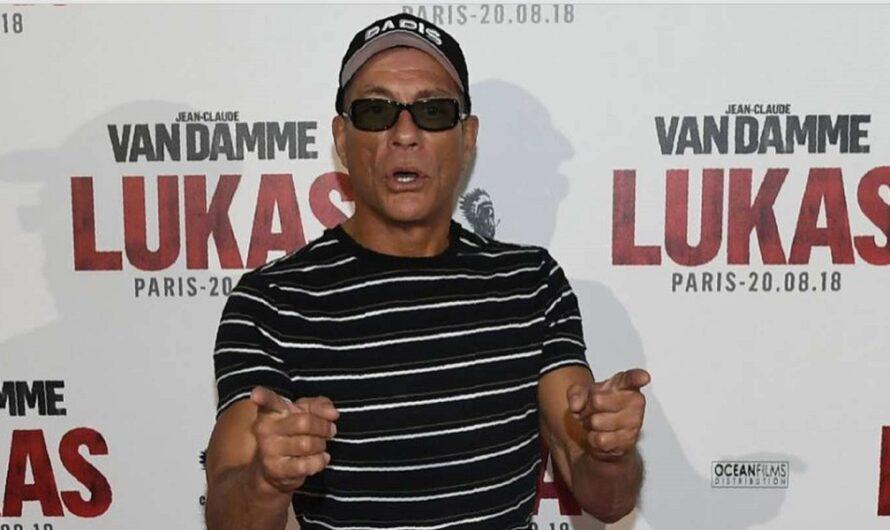 Como en las películas: Jean-Claude Van Damme terminó envuelto en un millonario robo en una joyería