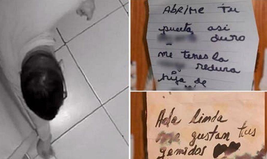 VIDEO: estos son los atroces detalles de cómo un vecino acosaba a dos hermanas