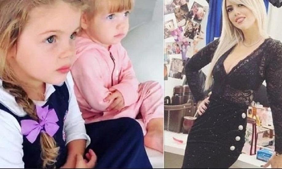 El polémico look de las hijas de Wanda Nara ¿Fue sólo imitación?