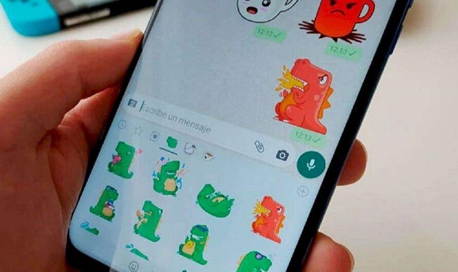 La nueva modificación de WhatsApp: sugerirá stickers en los chats